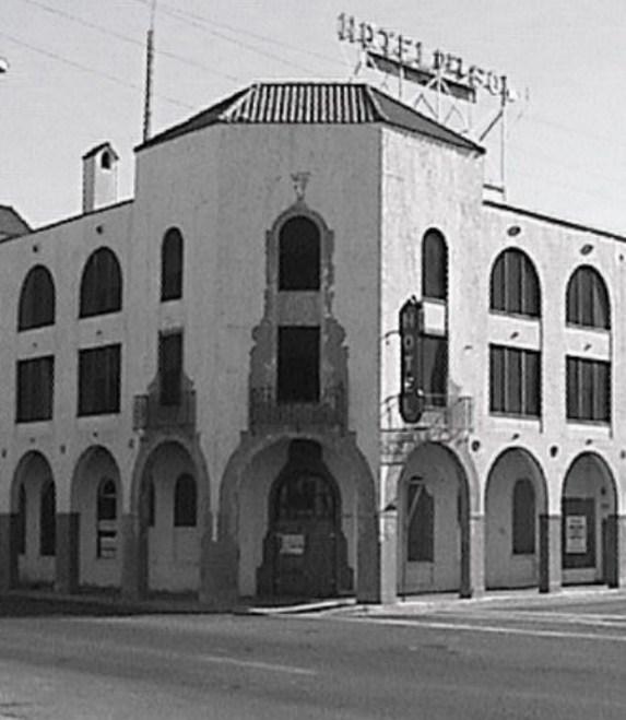 Old hotel Yuma AZ